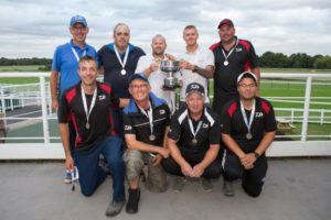 Daiwa Dorking, second in the 2018 Division One National match fishing championships