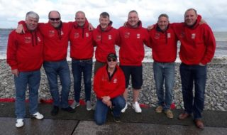 England Mens Shore Fishing Team 2018