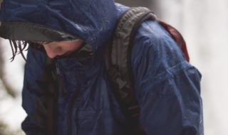 wet weather gear for fishing