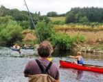 Canoeing and angling