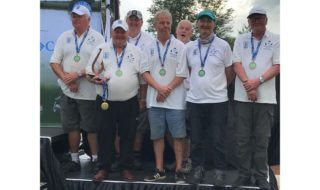 England match fishing masters