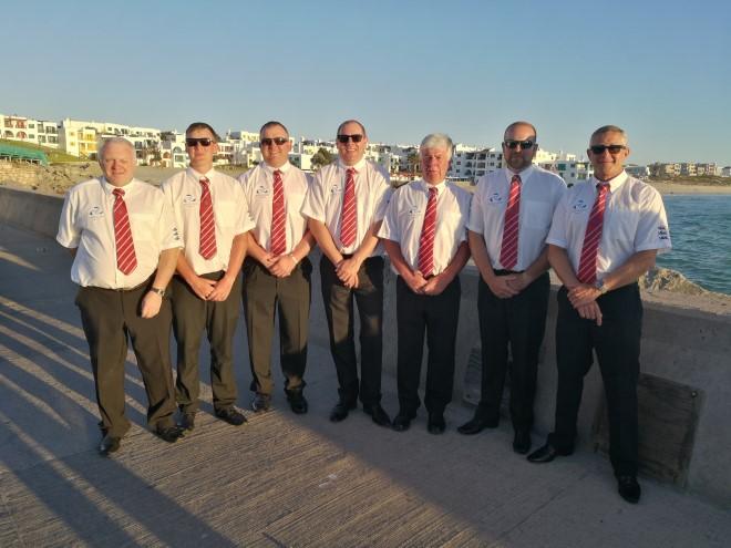 England shore angling seniors 2019