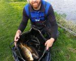 Luke Webster fisherman