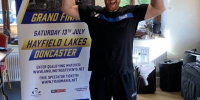 Andy May Match Angler