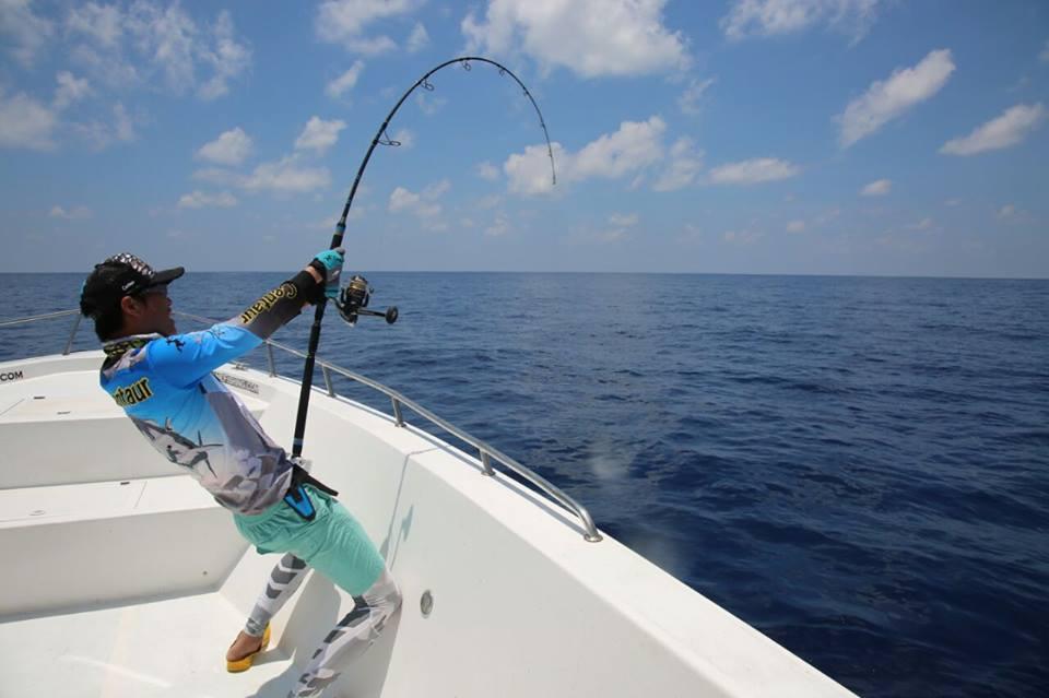 Andaman islands fishing