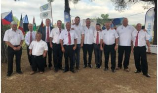 England disabled angling team 2019
