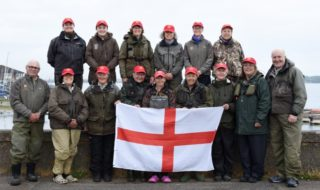 England win gold at ladies fly fishing international at Draycote Water