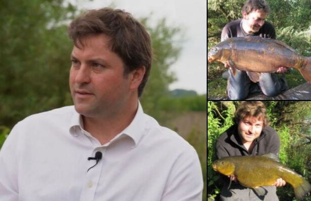 Jamie Cook angling trust