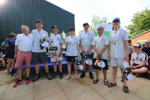 Junior Match Fishing National 2019