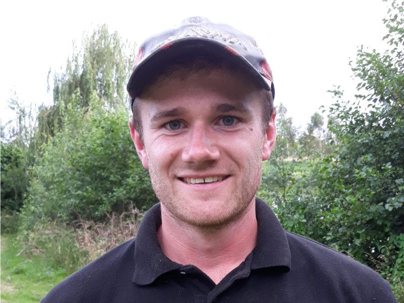 Robert Harbour match angler