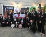 Team England shore fishing 2019
