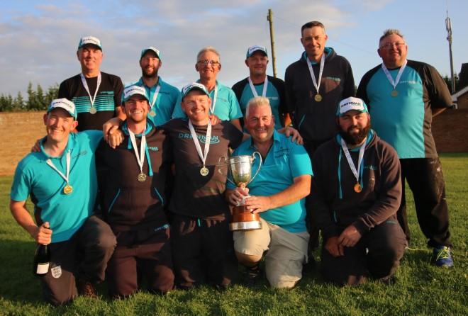 Drennan Barnsley Blacks Division One Champions 2019