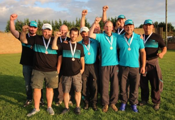 Drennan Oxford Division One National third place 2019