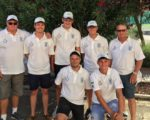Team England Under 25s match fishing squad 2019
