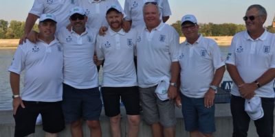 England match fishing team 2019