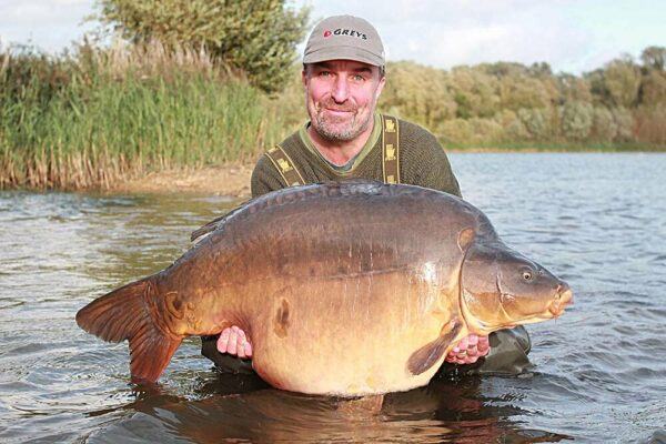 The British Record 71lb carp that will never be on the record list…