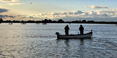 Farmoor Predator Fishing Competition