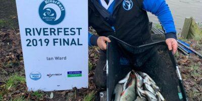 Ian Ward RiverFest Champion 2019
