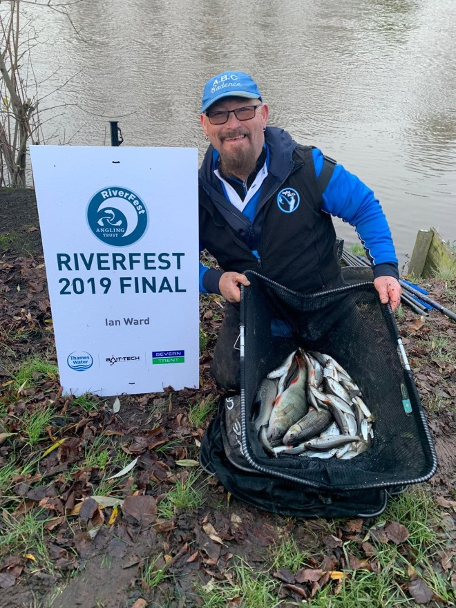 Ian Ward RiverFest Champion 2019