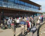 Loch Style team fly fishing championships at Draycote Water