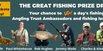 the great fishing prize draw