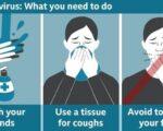 coronavirus advice from the Angling Trust