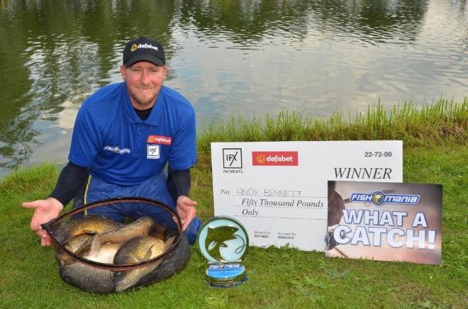 Andy Bennett Match Angler