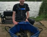Dan Bennet match angler