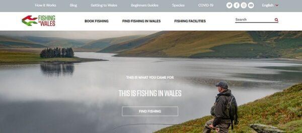 Fishing in Wales