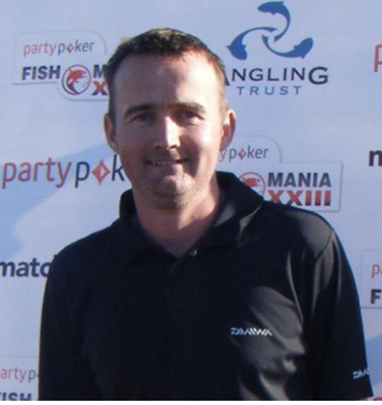 Paul Blinkhorn match angler