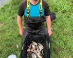 Robert Casterton match angler