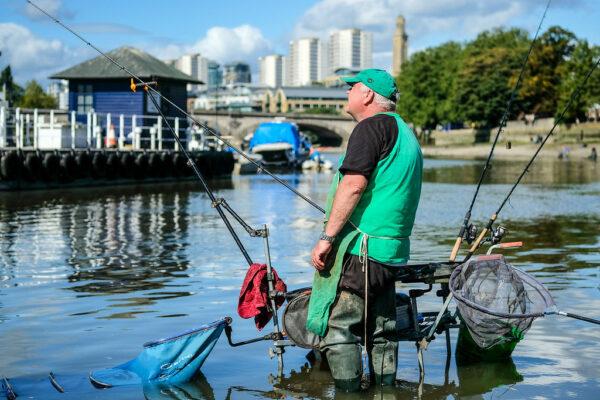 Tidefest 2020 River Thames