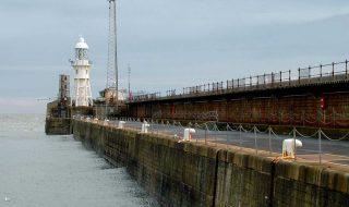 admiralty pier