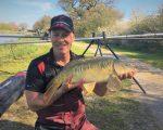Andy Bridge match angler