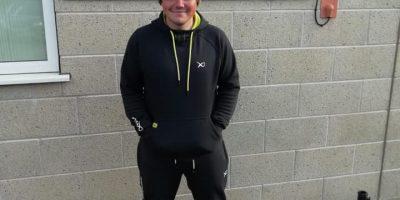 Tom Bainbridge match angler