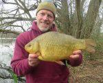 British Record crucian carp ratified