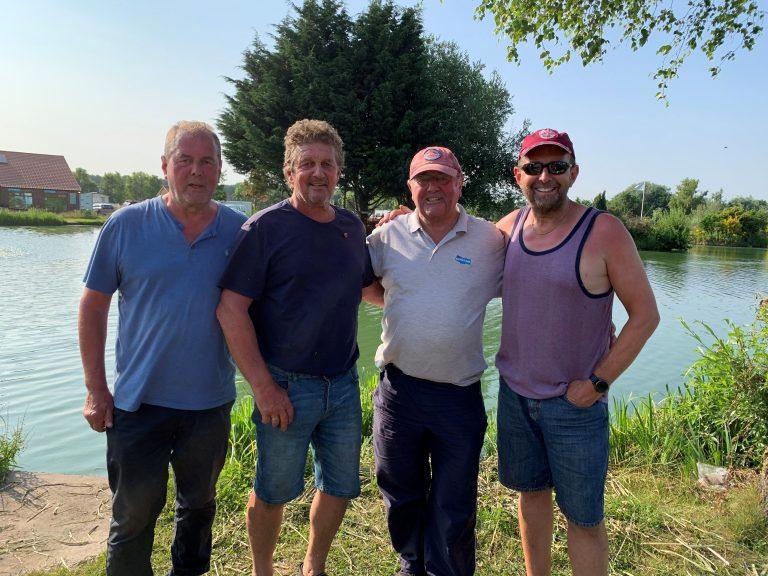 Veterans National Angling Championship 2021