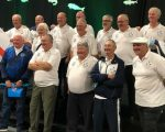 England Veterans match angling team 2021